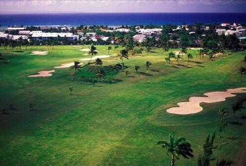 Guadeloupe : réouverture après travaux du Golf International de Saint François