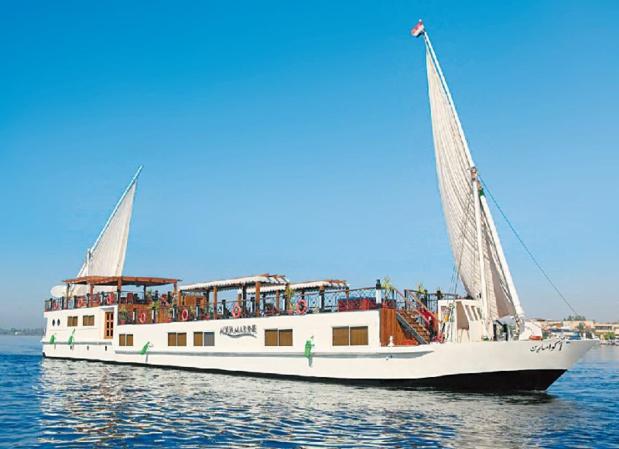 Le voilier à moteur Dahabeya - DR FTI Voyages