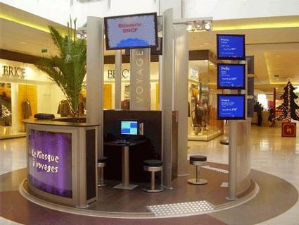 Kiosque à voyages : un nouveau concept pour la distribution