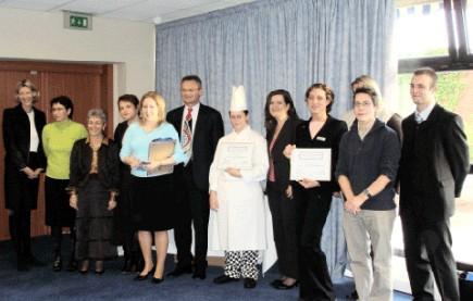 Challenge des Métiers de l'Hôtellerie : Accor récompense les apprentis