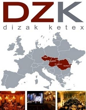 Le réceptif d'Europe centrale DiZak Ketex (DZK) vous invite à découvrir ses services à l'occasion du Salon BEDOUK le 2&3 Février Stand G45!