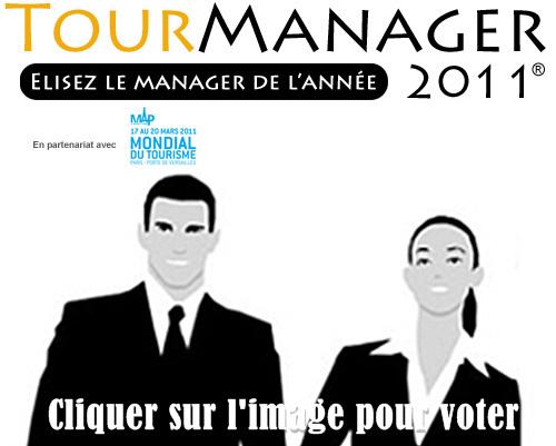 ''Tour Manager 2011®'' : découvrez les professionnels présélectionnés et votez !
