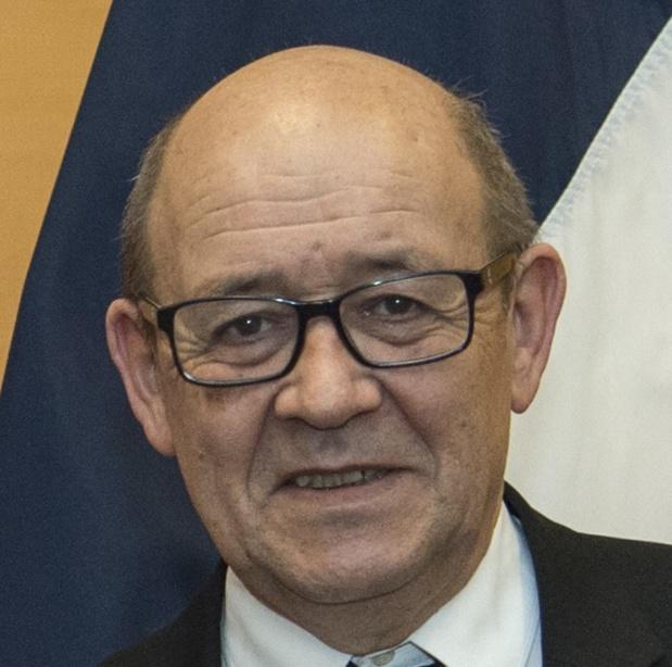Pour le tourisme, rien ne change au gouvernement : Jean-Yves Le Drian (sur la photo) reste à la tête du Quai d'Orsay et Jean-Baptiste Lemoyne conserve le secrétariat d'Etat au tourisme - DR : Wikipedia