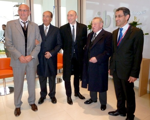 Tanger : le Groupe Accor inaugure en grande pompe sa 900e enseigne Ibis