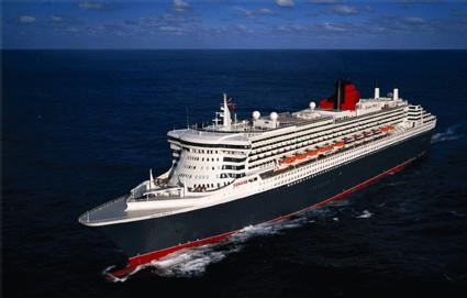 Le Queen Mary 2 s'est refait une beauté
