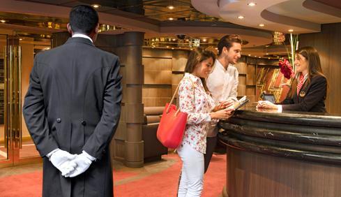 Les passagers des nouveaux navires bénéficieront d'un service de majordomes 24h/24 - Photo MSC Yacht Club