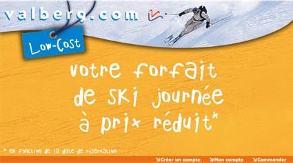 Ski : Valberg imite les low cost