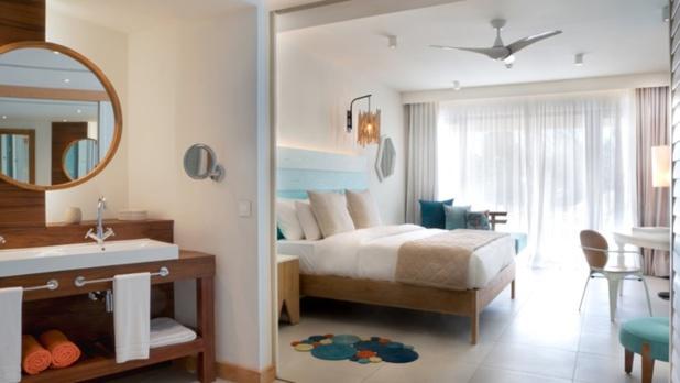 Le premier hôtel de la marque, C Mauritius, ouvrira ses portes en soft opening à l'île Maurice en fin d'année 2018 et prévoit son ouverture officielle en mars 2019 - DR : Constance Hotels