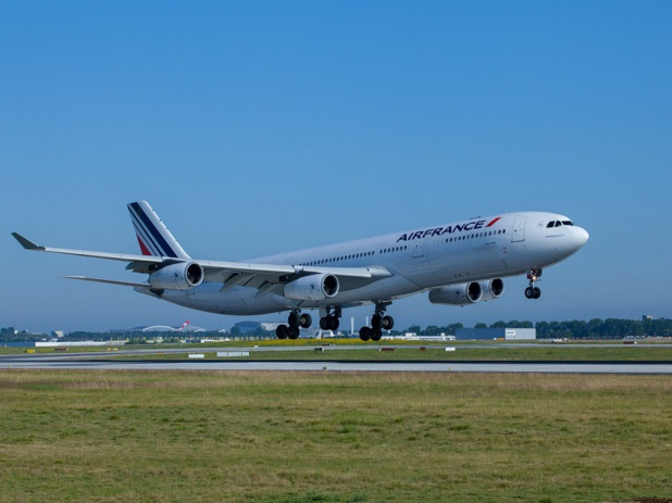 Un accord aurait été signé sur les salaires - cérdit photo Air France