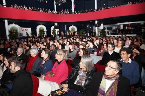 La soirée organisée par l'IRT de la Réunion a été un grand succès©Emmanuel VIRIN / IRT