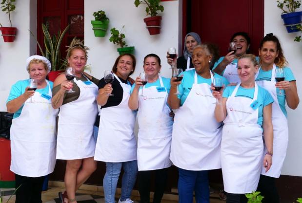 Les femmes du projet Flavours of Malaga © TourMaG