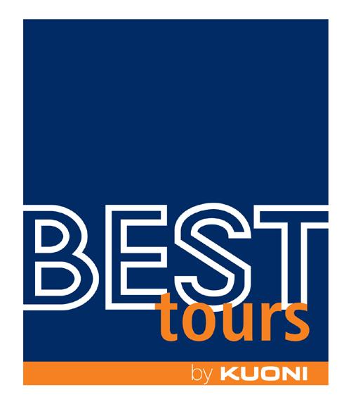 Best Tours France dévoile son nouveau logo by Kuoni