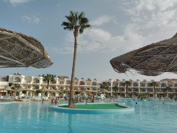 En Egypte, c'est au Makadi Club sur les bords de la mer Rouge que FTI Voyages installe son Club Privilège dès le 1er décembre 2018 - crédit photo : TourMaG / JP