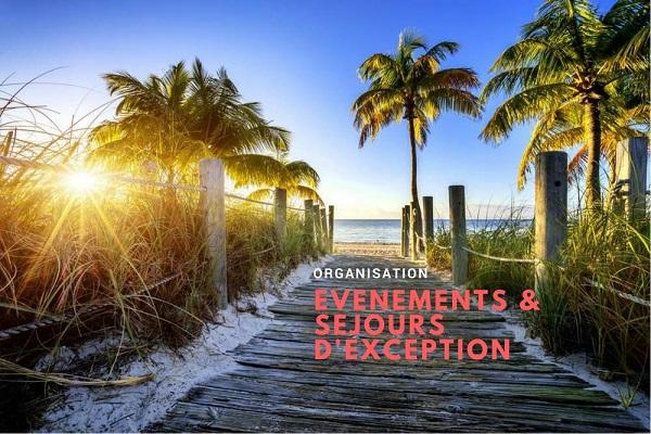 Paradise Events, le réceptif Floridien spécialisé dans le MICE - Crédit photo : Paradise Events