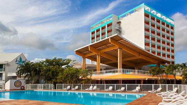 L'hôtel Arawak Beach Resort ouvre ses portes - crédit photo : Arawak