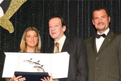 Syltours représenté par Jean Julien Cachat. Prix remis par Laurent Py & Eric Racine
