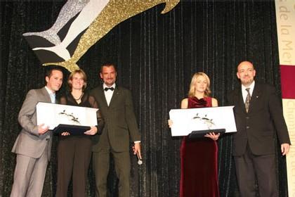Prix remis par Michel Missistrano & Clément Mousset