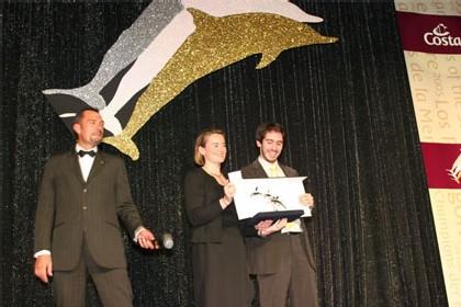 Prix remis par Helena Robert