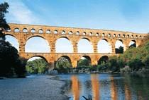 Hangzhou : reconstitution du Pont du Gard