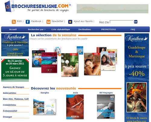 Brochuresenligne.com : des tours de manège gratuits pour vos brochures