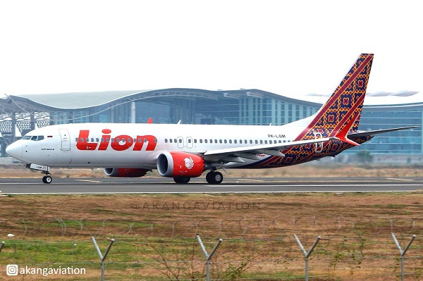 Indonésie, crash d'un avion de Lion Air avec 181 personnes à bord - Crédit photo : compte Facebook @LionAirGroup