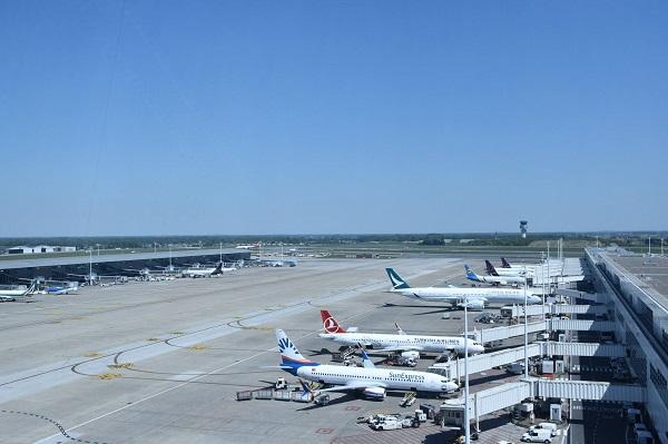 Aéroport de Bruxelles, plus de 100 vols annulés en raison de la grève des bagagistes - Crédit photo : compte Facebook @brusselsairport