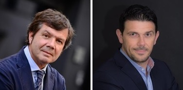 Patrick Bourdillat et Xavier Lelièvre - DR