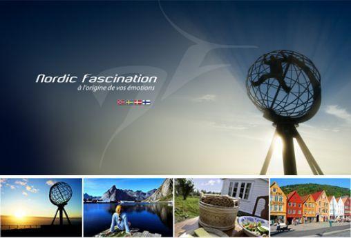 Le réceptif Nordic Fascination vous propose pour 2011 de garantir vos départs en Norvège et en Scandinavie !