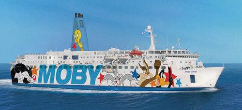 """Moby Lines : """"Sans l'aide sociale, nous ne pouvons pas rester compétitifs"""""""