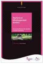 """Atout France : ouvrage sur le """"Tourisme et développement durable"""""""