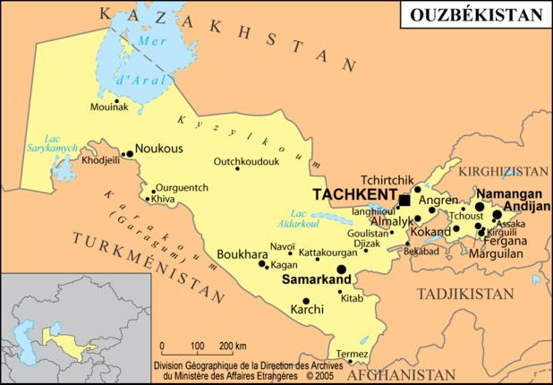 L'Ouzbékistan remplacera-t-il l'Iran dans le cœur des Français ?
