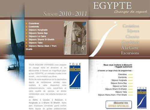 Tour Indicom : « Je ne suis pas inquiet pour l'avenir touristique de l'Egypte »