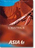 Asia : la brochure Australie valide jusqu'au 31 mars 2012