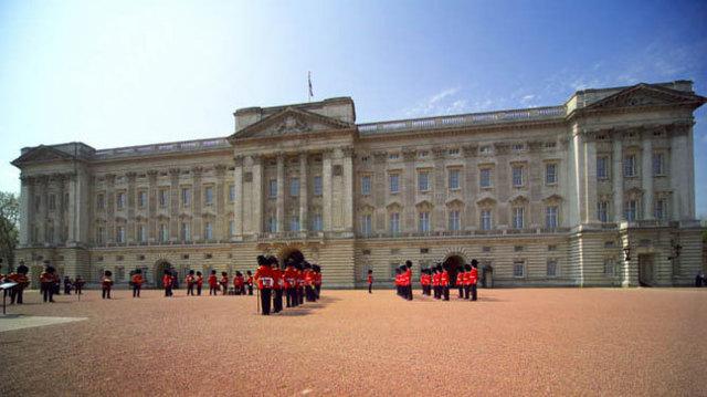 Le mariage de Kate et William est une affaire juteuse pour le tourisme anglais - DR : Britain On View