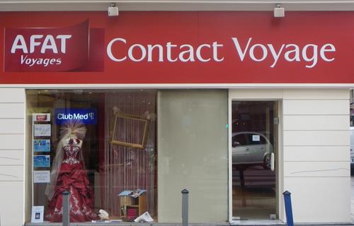Contact Voyage : l'agence niçoise passe sous la bannière Afat Voyages