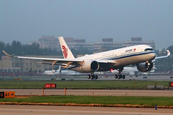 Air China part à la conquête des voyageurs français - Crédit photo : Air China