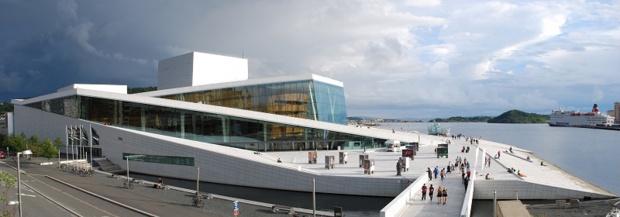 Une audace architecturale dont témoigne aussi l'opéra inauguré voici moins de dix ans - Photo BM
