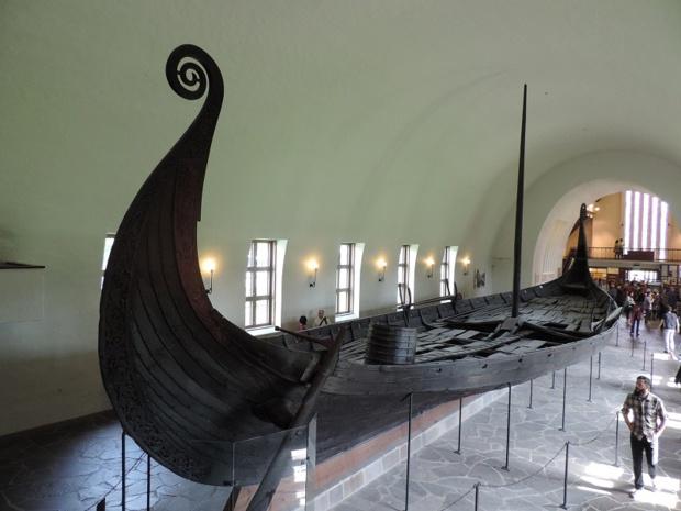 Le musée des Bateaux vikings - Photo BM