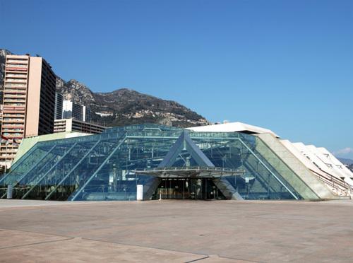 Le Grimaldi Forum - DR Visit Monaco