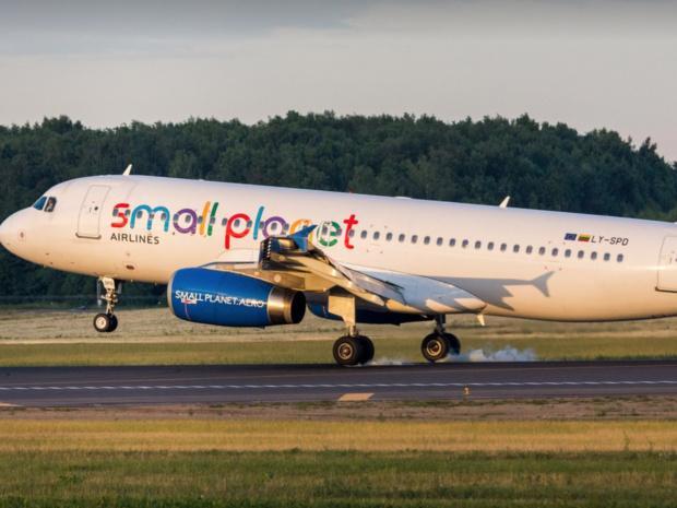 Héliades, Fram et Jet Tours : nombreux sont les TO français à avoir affrétés la compagnie © Small Planet Airlines, Facebook