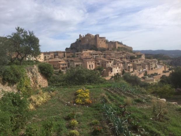 Alquézar, village médiéval déclaré ensemble historique - DR : J.-P. C.