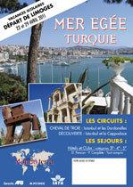 Mondoterra : offres spéciales vacances d'avril au départ de Limoges vers Izmir
