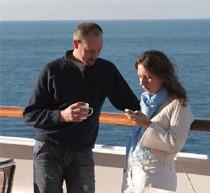 Portables en mer : finies les fritures sur la ligne