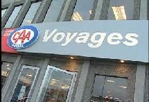 Selon le COE, le chiffre d'affaires en valeur des agences de voyages a diminué de 1,5% en octobre par rapport au même mois de l'année précédente.