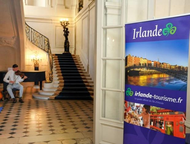 Les deux workshops de Tourism Ireland se dérouleront à l'Ambassade d'Irlande à Paris - DR : A.Nestora