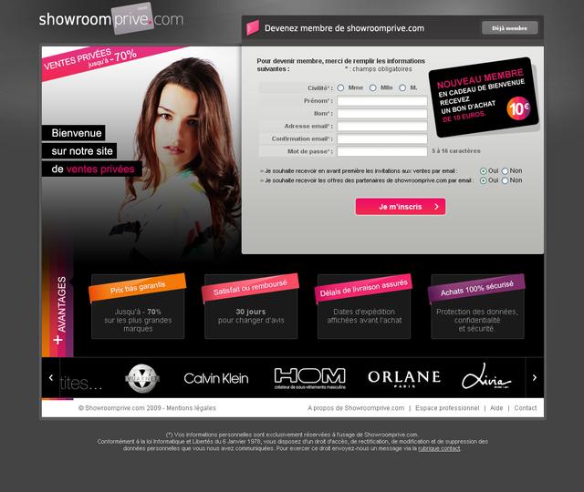 La vente privée de voyages en ligne fait des émules. Showroomprive.com, spécialiste de la vente privé mode se diversifie.