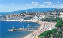 Cannes met en place son plan commercial 2006