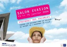 Lille : Salon Evasion du 13 au 15 janvier 2006