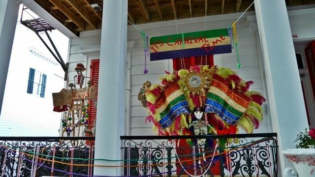 Carnaval  : La Nouvelle Orléans fête Mardi Gras à guichets fermés