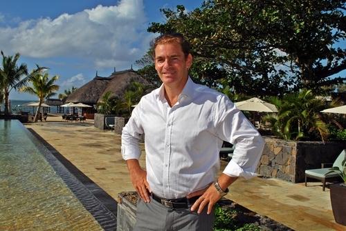 Anahita The Resort : Pierre Bruno en chargé du marché anglais